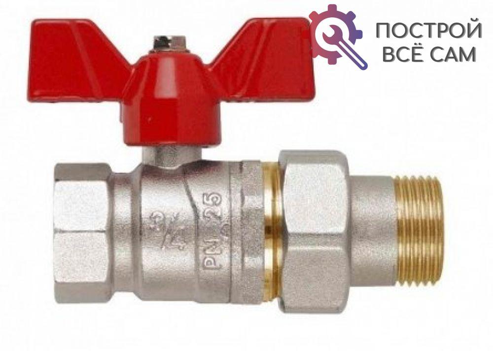 Вентиль представляет собой устройство, в котором, при помощи шпинделя с клапаном на конце, происходит закрытие или открытие затвора