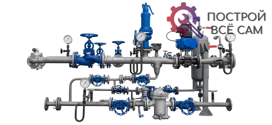 Особенности запорной арматуры для трубопроводов