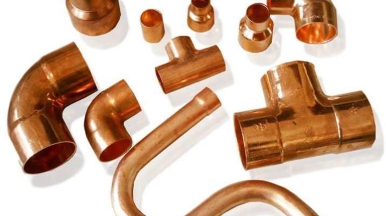 Как провести водопровод медными трубами